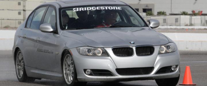 BMW a Bridgestone