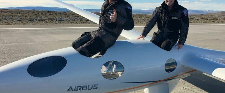 Inženýři Michelinu pomohli vyřešit problém s leteckými pneu pro organizaci podnikající extrémní lety