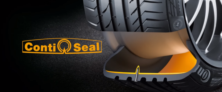 Continental Tyres ContiSeal Technology